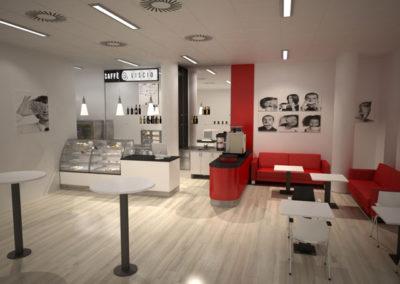 IBM - kavárna